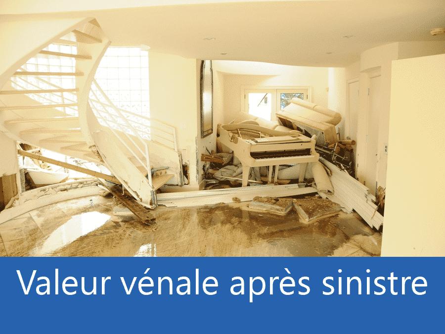 valeur vénale après sinistre Toulouse, valeur dégâts après sinistre 31, avis valeur sinistre Toulouse,