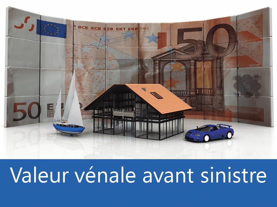 Valeur vénal avant sinistre Toulouse, valeur des biens assurance 31, expert valeur vénale Haute-Garonne,